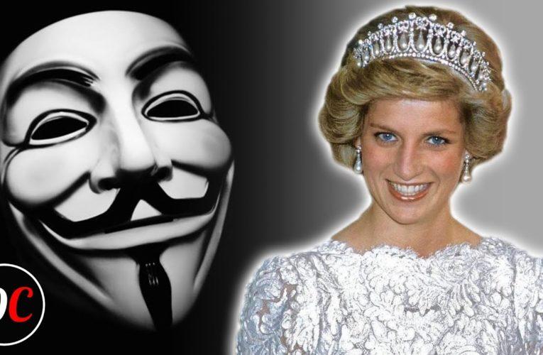 Anonymous – wiedzą kto stoi za śmiercią księżnej Diany?