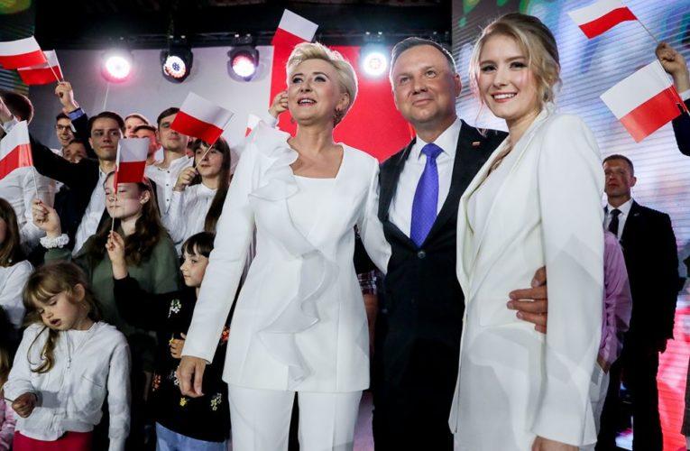 Wybory 2020. Andrzej Duda prezydentem Polski