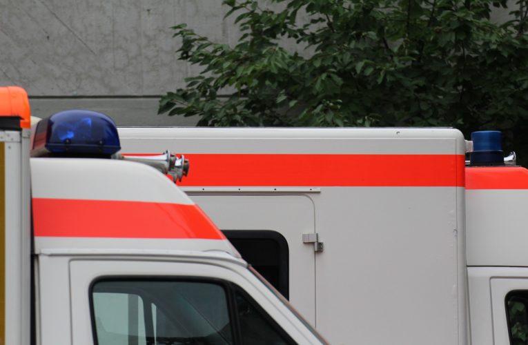 Warszawa: 4-letni chłopiec wypadł z okna na czwartym piętrze