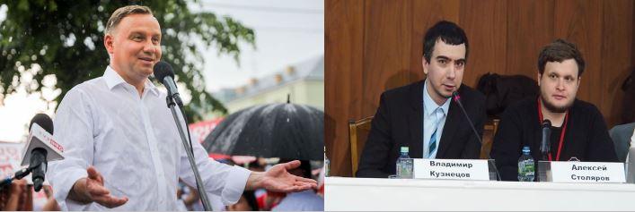 Dwóch rosyjskich youtuberów zażartowało z Andrzeja Dudy. Zwolniono pracowników z przedstawicielstwa przy ONZ
