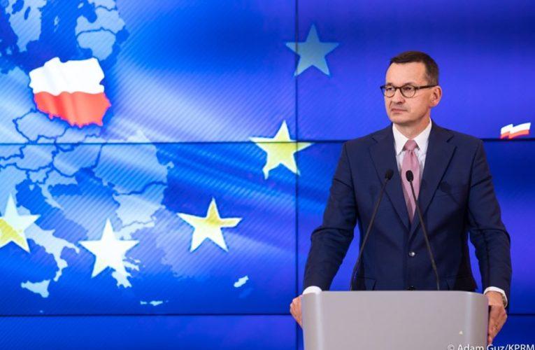 Premier Mateusz Morawiecki o nowych ministrach