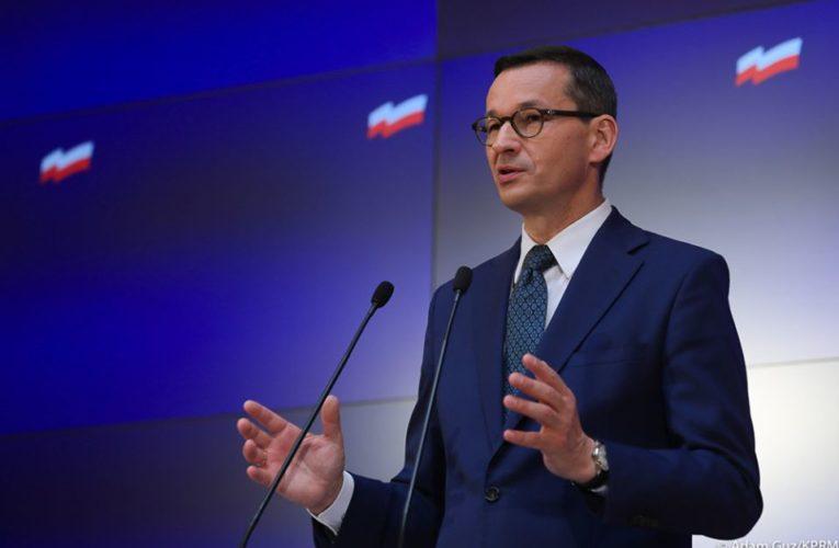 Premier Morawiecki podał nazwiska nowych ministrów zdrowia i spraw zagranicznych