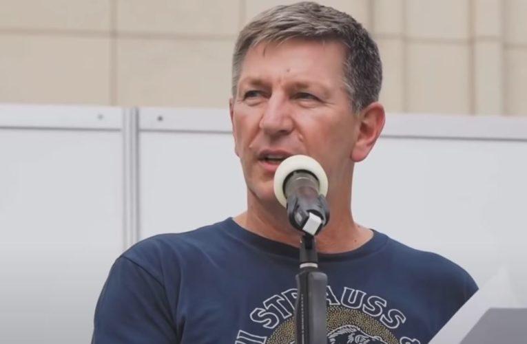Nadkomisarz policji Michael Fritsch odmawia posłuszeństwa politykom