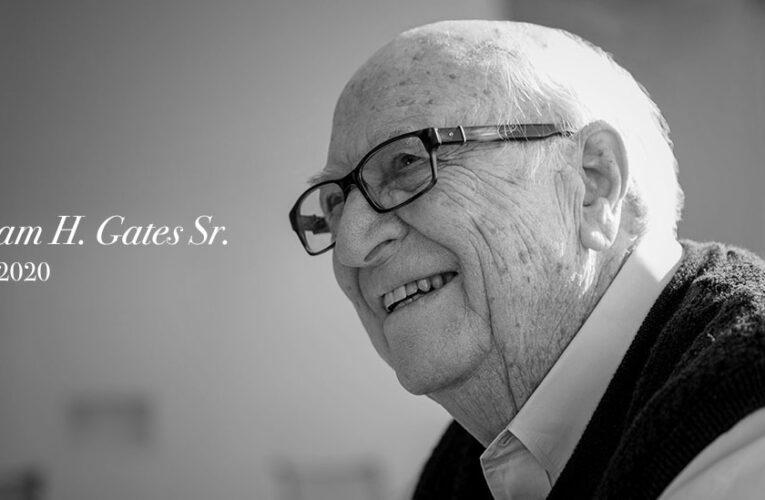 Bill Gates Senior nie żyje. Ojciec założyciela Microsoftu zmarł w wieku 94 lat