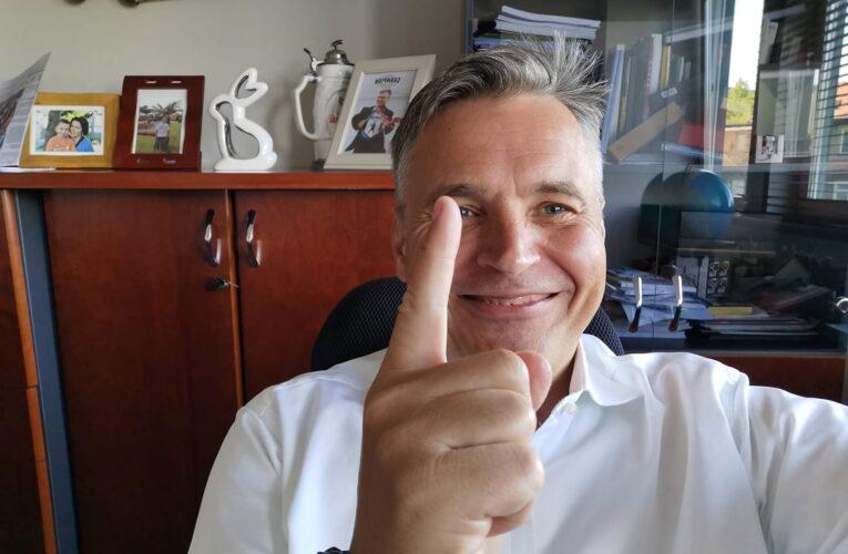Janusz Kubicki, prezydent Zielonej Góry, kolejny raz o koronawirusie