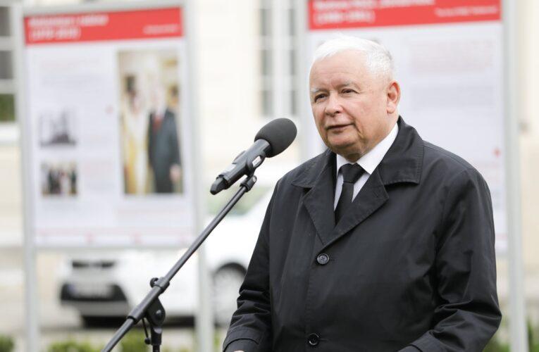 Jarosław Kaczyński zawiesił 14 posłów Prawa i Sprawiedliwości