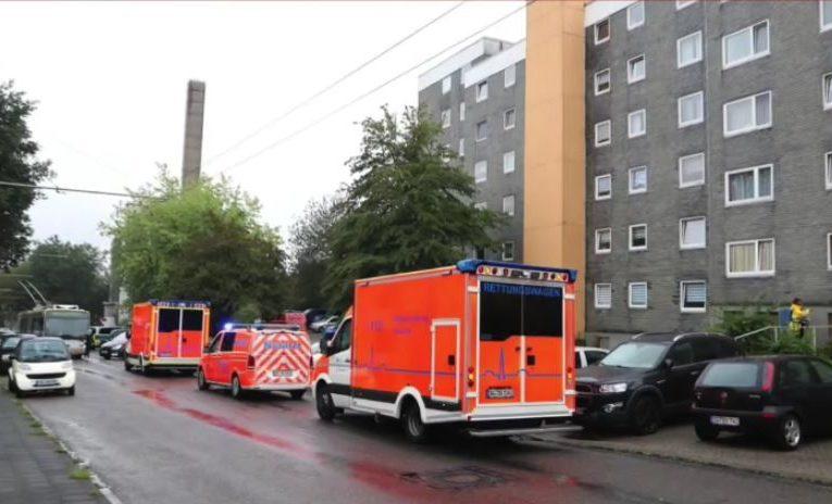 Tragedia rodzinna. Ciała pięciorga dzieci znaleziono w mieszkaniu w miejscowości Solingen