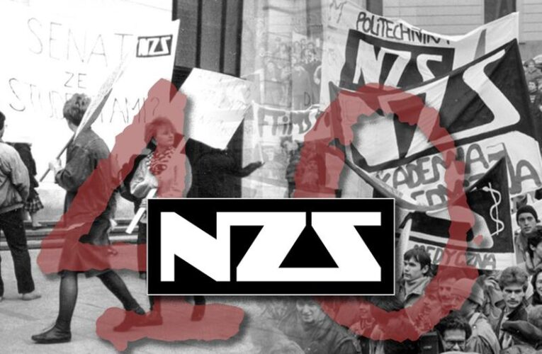 22 września – 40. rocznica powstania Niezależnego Zrzeszenia Studentów