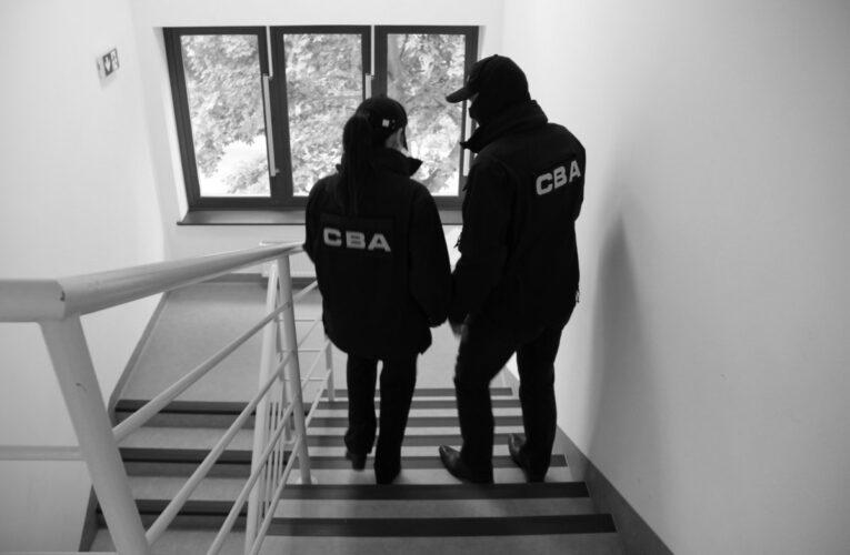 Były Główny Inspektor Farmaceutyczny zatrzymany przez CBA
