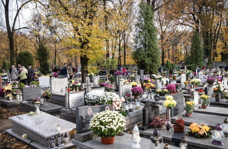 Zamknięte cmentarze, administracja w systemie zdalnym