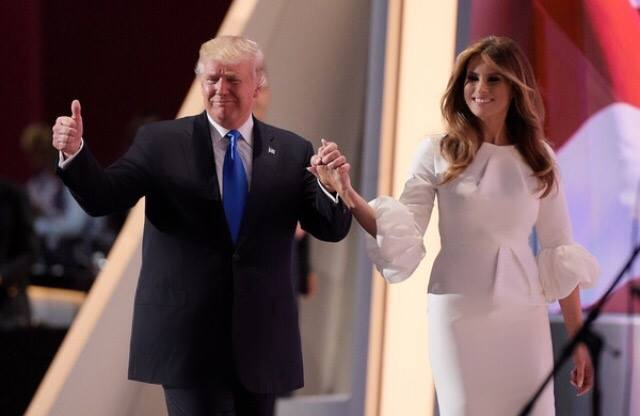 Donald Trump i jego żona Melania zakażeni koronawirusem