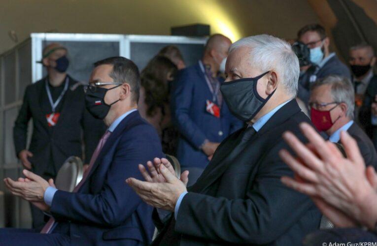Premier uczestniczył w uroczystości wręczenia nagrody im. Prezydenta Lecha Kaczyńskiego podczas Kongresu Polska Wielki Projekt
