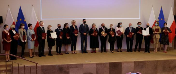 Ogólnopolskie obchody Dnia Edukacji Narodowej z udziałem kierownictwa MEN