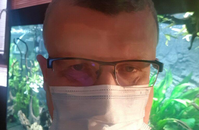 Dr Paweł Grzesiowski stracił posadę w Centrum Medycznego Kształcenia Podyplomowego