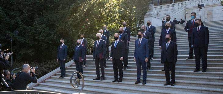 Prezydent Andrzej Duda dokonał zmian w składzie Rady Ministrów