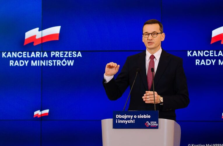 Koronawirus w Polsce. Premier Mateusz Morawiecki na kwarantannie