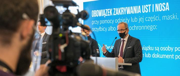 Koronawirus w Polsce. Zero tolerancji dla nieprzestrzegających zasad bezpieczeństwa