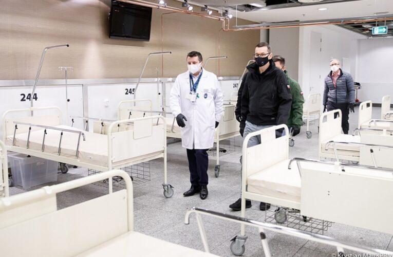 Premier: Szpital Narodowy jest świadectwem tego, że państwo robi i będzie robić wszystko, żeby móc leczyć Polaków