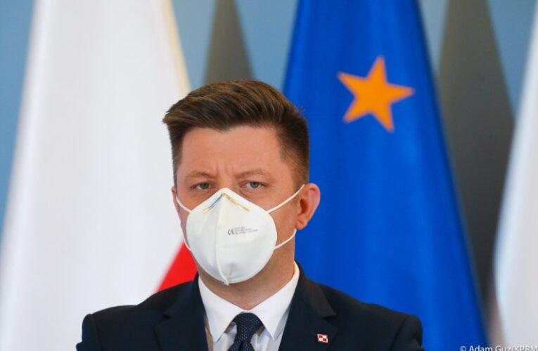 Michał Dworczyk: W perspektywie kilkunastu dni rząd będzie gotowy do przedstawienia całego procesu szczepień przeciw koronawirusowi