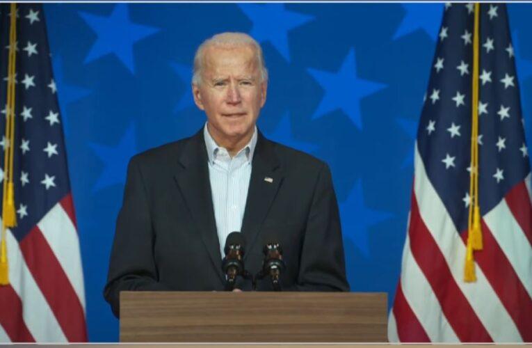 Joe Biden nowym prezydentem USA