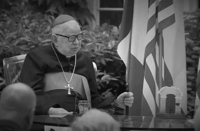 Kardynał Henryk Gulbinowicz nie jest już honorowym obywatelem Wrocławia