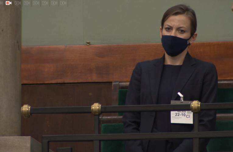 Sejm ponownie odrzucił kandydaturę Zuzanny Rudzińskiej-Bluszcz na Rzecznika Praw Obywatelskich