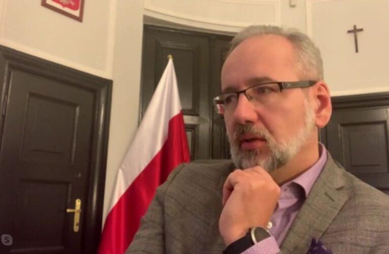 Minister zdrowia: Maseczki, być może, definitywnie w ogóle nie znikną
