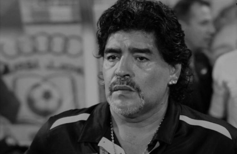 Diego Maradona nie żyje. Miał 60 lat