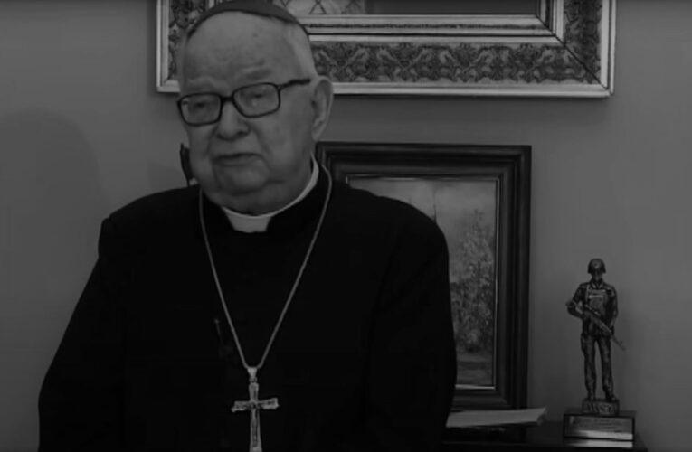 Nie żyje kard. Henryk Gulbinowicz. Miał 97 lat