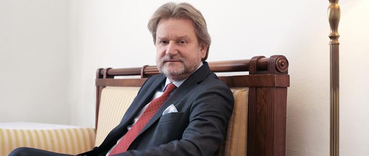 Główny Inspektor Sanitarny Jarosław Pinkas złożył rezygnację z pełnionej funkcji