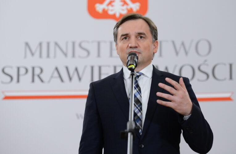 Minister sprawiedliwości: Obronimy suwerenność Polski i Europę ojczyzn