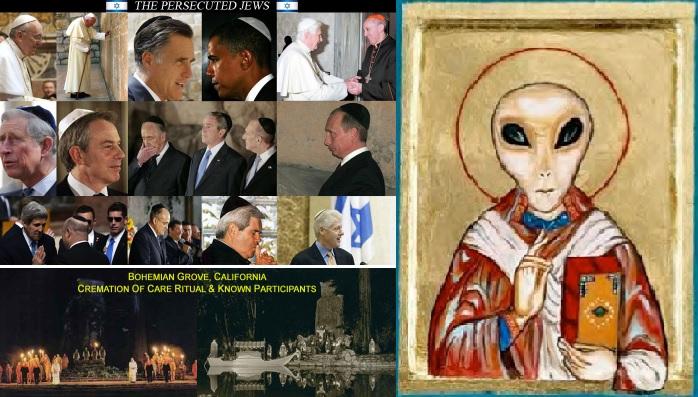 ARCHONCI : Na końcu oszustwa – Gnostycki pogląd na Objawienie