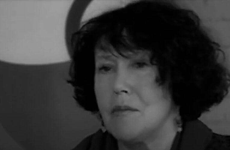 Nie żyje Hanna Stankówna. Aktorka miała 82 lata