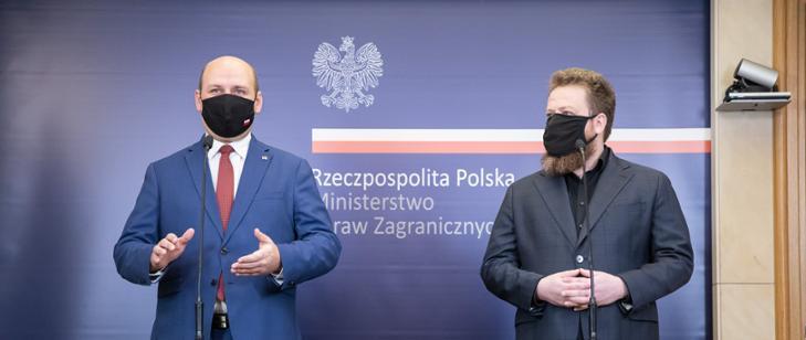 Ministerstwo Spraw Zagranicznych i TVP rozszerzają współpracę w zakresie promocji Polski za granicą