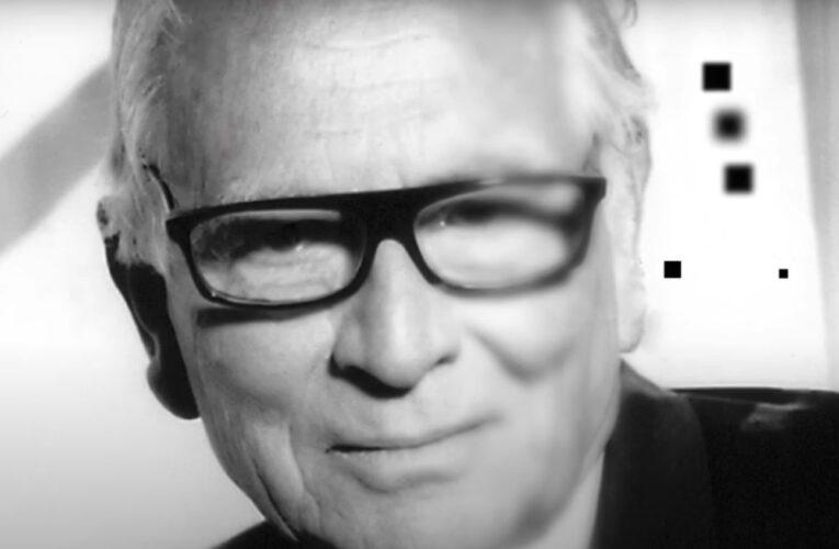 Pierre Cardin nie żyje. Projektant miał 98 lat