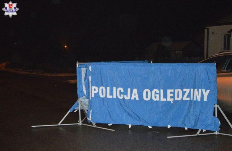 Raciborowice: Przejechała po leżącym mężczyźnie i odjechał z miejsca wypadku