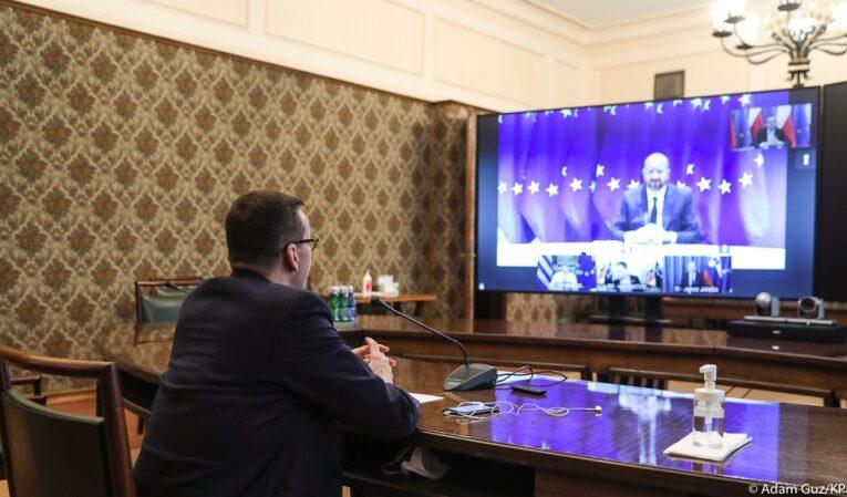 Konsultacje przed posiedzeniem Rady Europejskiej