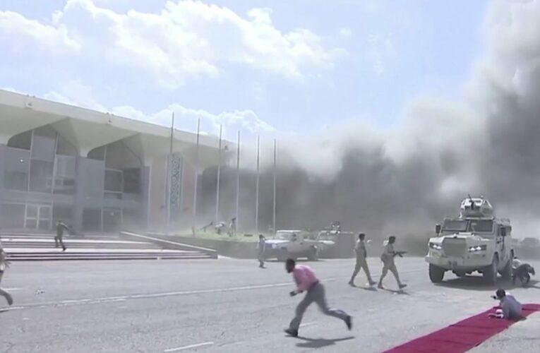 Jemen: Potężna eksplozja na lotnisku w Adenie. Zginęło co najmniej 26 osób, a kilkadziesiąt zostało rannych