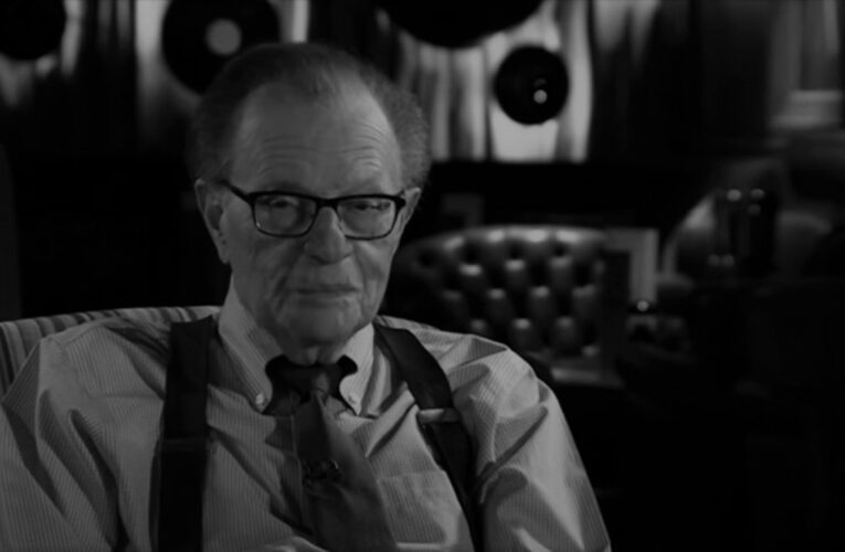 Nie żyje Larry King. Dziennikarz miał 87 lat