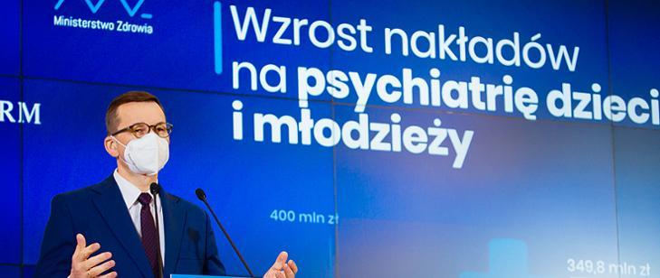 220 mln zł na opiekę psychiatryczną dla dzieci i młodzieży