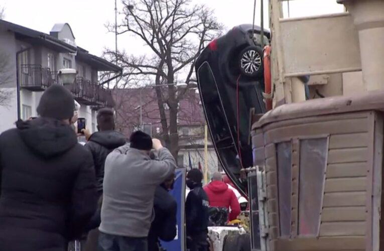 Tragedia w Dziwnowie. Auto wpadło do kanału portowego. Zginęła czteroosobowa rodzina