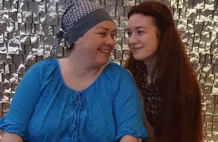 Moje dzieci błagają, bym wygrała z rakiem! Mamy 5 dni na ratowanie życia Joasi
