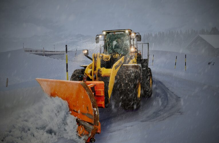 Trudne warunki na drogach. Zachowajmy ostrożność