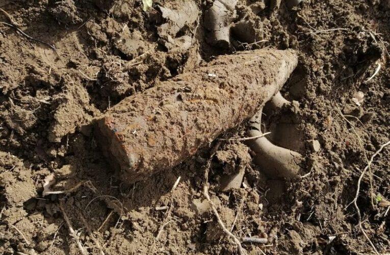 Dzierżoniów: Znaleziono pocisk artyleryjski z czasów II wojny światowej