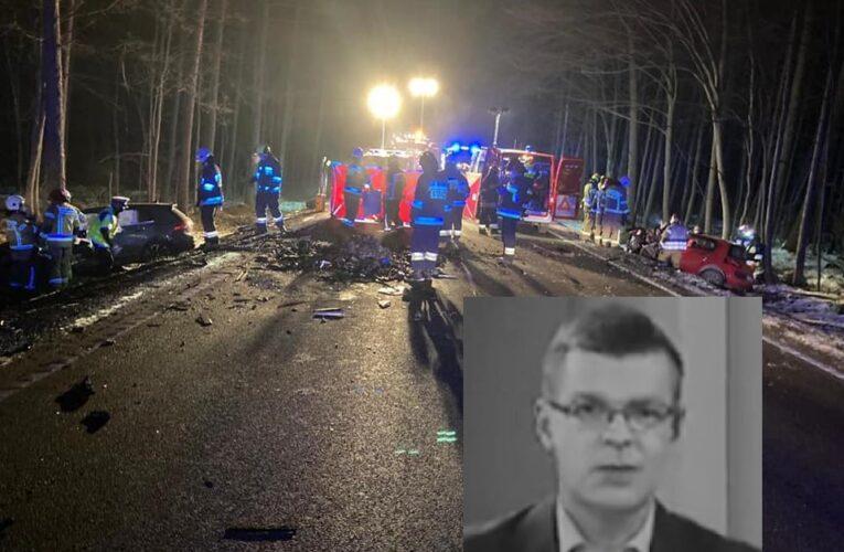 Piotr Świąc nie żyje. Dziennikarz TVP Gdańsk zginął w wypadku samochodowym. Miał 54 lata