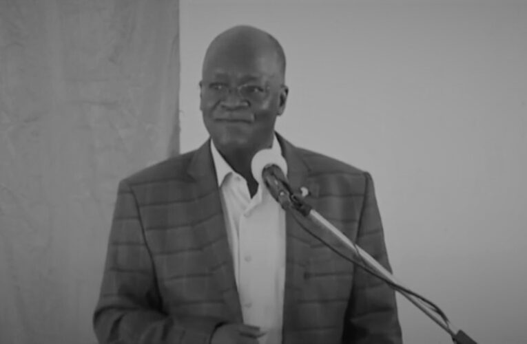 Prezydent Tanzanii John Magufuli nie żyje. Miał 61 lat