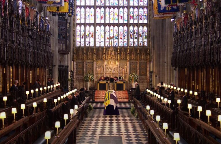 Wielka Brytania: Trwają uroczystości pogrzebowe księcia Filipa