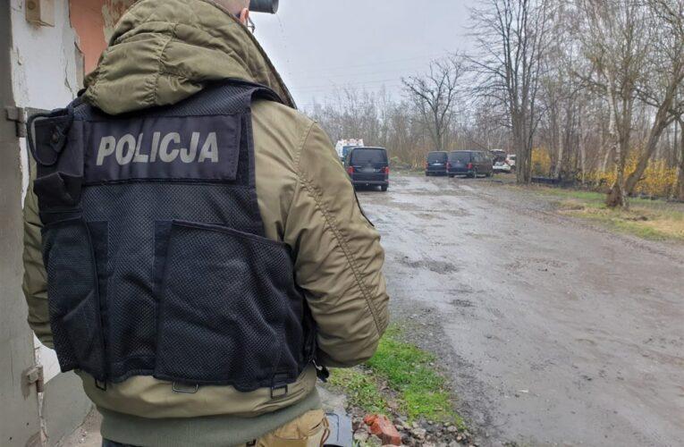 Ruda Śląska: Policyjny pościg i strzały. Nie żyje 36-latek