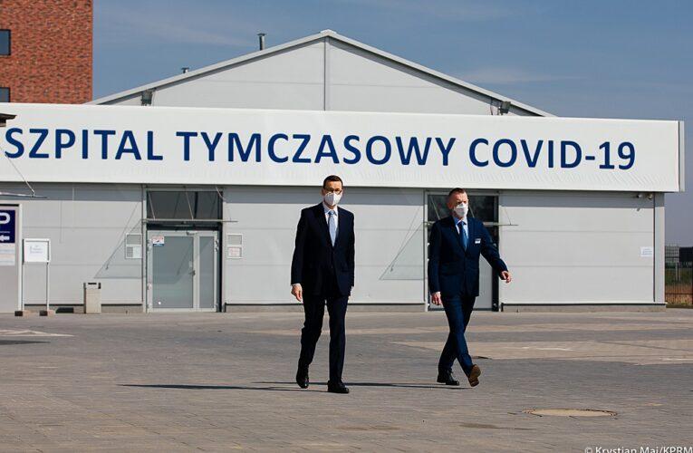 Mamy już w Polsce 31 aktywnych szpitali rezerwowych