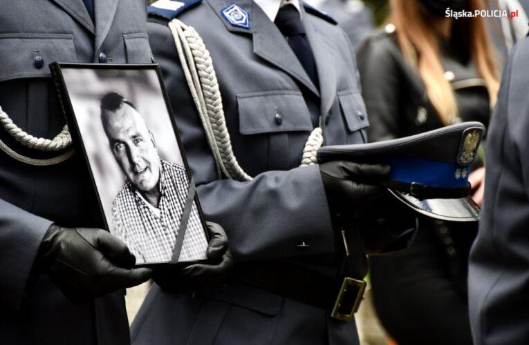 Racibórz: Pogrzeb policjanta zastrzelonego na służbie